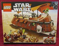 Lego Star Wars Episode 4/5/6 6210 Jabba's Sail Barge 747 Parts 8 Minifigure NIB