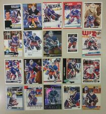 20 Card Lot of Different MIKE RICHTER Rangers NHL A must for collector! FREE S&H