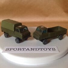 HUSKY FORWARD CONTROL LAND ROVER DUE ARTICOLI MADE IN ENGLAND