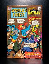 COMICS: DC: World's Finest #168 (1967), death of Composite Superman - RARE