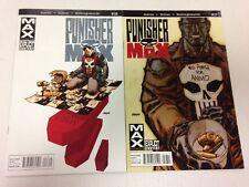 The Punisher MAX #16 17 18 19 20 21 22 Elektra 2011 2012 death of Punisher