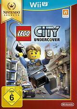 LEGO City Undercover (Nintendo Wii U, 2016, DVD-Box)