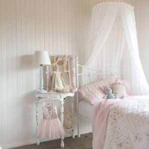 Chidlren's Bed Canopy Lace Canopy Bedding Crib Canopy Nursery Decor