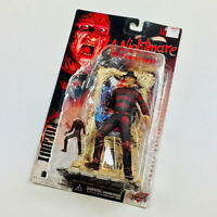 1998 Movie Maniacs Freddy Krueger Nightmare on Elm Street Figure McFarlane Toys
