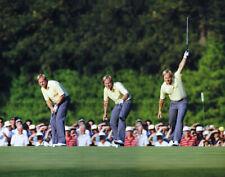 JACK NICKLAUS 1986 MASTERS Photo Picture AUGUSTA Golf Putt 8x10 11x14 16x20