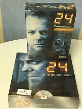 A Bundle Of 24 DVD Board Game And 24 Countdown Game New.