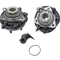 2 Wheel Hub Bearing with ABS 4x4 Assembly Front for Ford Ranger B-Series 4WD l4