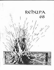 REHUPA - THE ROBERT E. HOWARD APA #68 (1984) original mailing. L Sprague de Camp