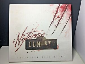 NIGHTMARE ON ELM STREET- THE DREAM COLLECTION, DVD, 7-DISC BOX SET +Sealed Cards