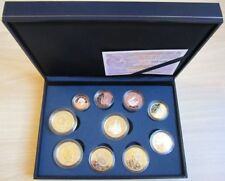 Spanien KMS Kursmünzensatz PP 2012