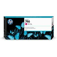 HP 746 | DesignJet Ink Cartridge | Magenta | 300-ml | P2V78A