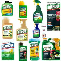 Roundup Optima+ Concentrate Fast action Total Weedkiller Gel,Tough,Refill,Drive