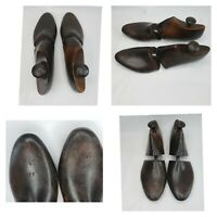 "Pair Vintage ""M"" Shoe Tree - 7 1/2C 25 F"