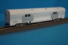"""Märklin 43603 US Express """"Streamliner Bagage Car"""" SANTA FE Silver ALUNINIUM"""
