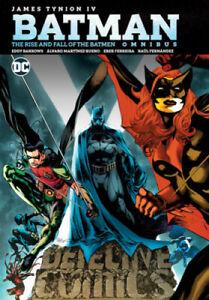 Batman: Detective Comics Omnibus by James Tynion IV