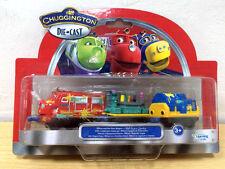 Tomy Ludorun Chuggington Diecast Wilson and the paint wagon Train Kid Car Toy