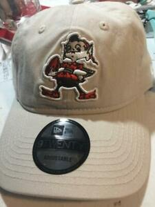Cleveland Browns New Era 9TWENTY NFL Core Classic Relaxed ELF Football Cap Hat