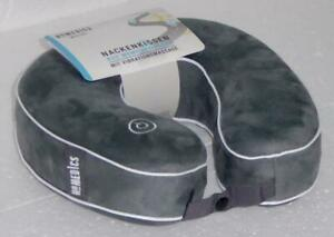 HOMEDICS  Nackenkissen mit Vibrationsmassage * Memoryschaum - Neuware