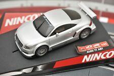 """50252  NINCO 1/32 SLOT CAR  AUDI TT-ABT  """"TUNNING""""  NC-2 MOTOR"""