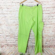 Koi Lindsey Like Green Scrub Pants Womens Plus Size 2x