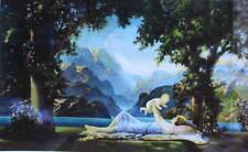 """URGELLES Loves Paradise""by ATKINSON FOX   print"