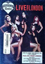 PUSSYCAT DOLLS - LIVE FROM LONDON - A&M DVD - STILL SEALED