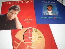 CLIFF RICHARD JOB LOT OF SINGLES