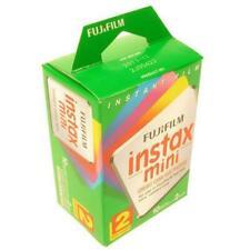 Fujifilm 16437396 instax Mini Film - 20 Shot Pack