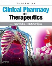 FAST SHIP - WALKER WHITTLESEA 5e Clinical Pharmacy and Therapeutics          Q48