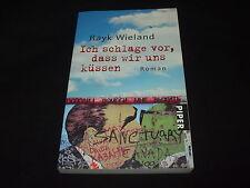 Rayk Wieland - Ich schlage vor, dass wir uns küssen - DDR