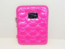 LOUNGEFLY LOVES HELLO KITTY PINK LAPTOP COVER GUC