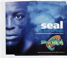 (GX15) Seal, Fly Like An Eagle - 1997 CD