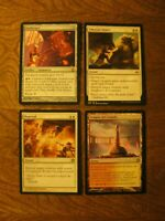 Boros (White/Red) EDH Commander Lot 3, LP-HP, Sunforger, Spanish Temple Triumph