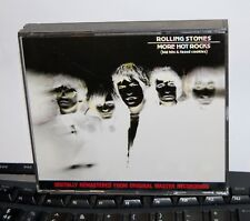 "THE ROLLING STONES.  ""MORE HOT ROCKS-BIG HITS & FAZED COOKIES""  2CD BOX SET. EX."