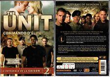 THE UNIT - Saison 2 - Coffret 3 Slim - 6 DVD - NEUF