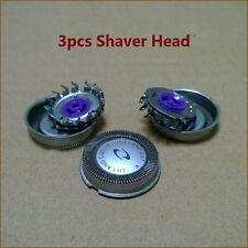 3pcs Shaver Head Blades for Philips Norelco HQ3 HQ56 HQ55 HQ442 HQ300 HS1 Razor
