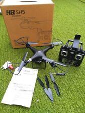 DRONE HR SH5 HD ( NUOVO ) 1080P Camera Wifi -FPV AUTO RETURN
