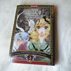 PRINCESS AI THE PRISM OF MIDNIGHT DAWN Vol. 2 FANTASY Manga Graphic Novel COMICS