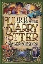 Harry Potter 2 und die Kammer des Schreckens von J. K. Rowling (2018, Gebundene Ausgabe)