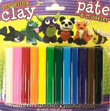 Modeling Clay Kit Set for Kids - 12 Colors 3