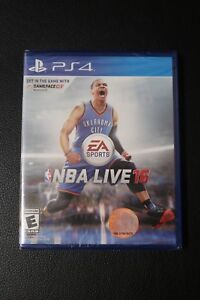 NBA LIVE 16 - PS4 - EA SPORTS