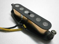 Stratocaster Pickup Schecter HOT F500  .250 Alnico 5 Hand Wound Strat Qpickups