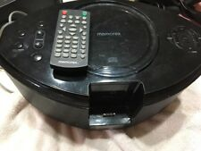MEMOREX MI1111-BLK 2.1 CHANNEL CD MICRO SYSTEM FOR IPOD Black Working