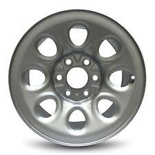 "New 17"" 6 Lug 8 Hole 2007-2013 Chevrolet Avalanche Steel Wheel Rim17x7.5 6x139.7"