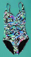 Sunseeker Australia 1 Piece Swimsuit Green US 8 UK / AUS 10 EUR 36 FR 38 I 42