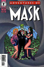 ADVENTURES OF THE MASK # 9 - COMIC - 1996 - 9.2