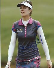 Sandra Gal Signed 8×10 Photo LPGA Autographed COA C