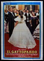 Poster Die Wildkatze Luchino Visconti Lancaster Alain Delon Cardinale M232