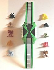 BEN 10 - Omnitrix Challenge & 10 Mini Figures