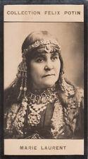 Marie Laurent Actrice de théâtre France IMAGE CARD 1907